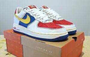 "Nike Air Force 1 Low ""Remix Da Kickz"" (Parra OW CDG Travis Scott Jordan)"