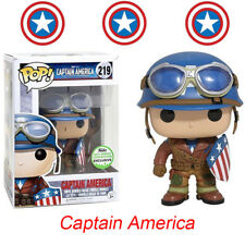Limited Action Figure Captain America 2017 Spring Convention Exclusive Vinyl Toy