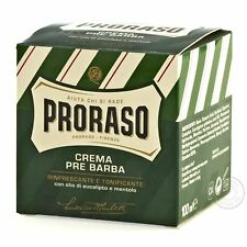 Proraso NEW Pre/Post Shave Cream Eucalyptus & Menthol - 100ml