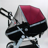 Stroller Pushchair Pram Mosquito Fly Insect Net Mesh Buggy Cover Baby Infant