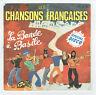 LA BANDE A BASILE Vinyle 45T LES CHANSONS FRANCAISES - Bj. MADAME - MELBA 140157