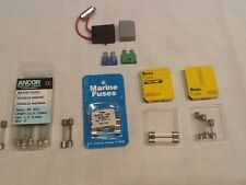 Marine / Auto Equipment Fuses- Variety Pack