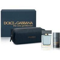 DOLCE & GABBANA - D& G - THE ONE GENTLEMAN NAVY BLUE TOILETRY/ WASH BAG * NEW