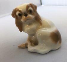 Bing & Grondahl Figurine Pekingese #1986 Dog Denmark
