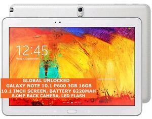 SAMSUNG GALAXY NOTE 10.1 P600 3gb 16gb Quad-Core 8.0mp 10.1 Inch Wi-Fi Android