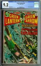 GREEN LANTERN #81 CGC 9.2 OW/WH PAGES