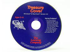 Treasure Cove - Windows 7 / Vista / XP / 95/98 PC Reading and Science Game
