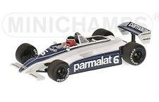 Minichamps 400 810006 Brabham Ford Bt49c Auto De F1 1981 Hector rabaque 1:43 rd
