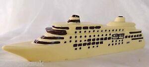 Hand-made Belgian Chocolate Cruise Ship/Boat
