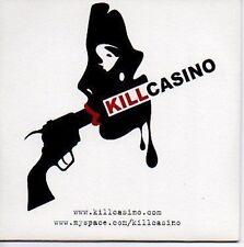 (N373) Kill Casino, Stolen Eyes - DJ CD