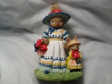"""NIB The Victorian Collection """"Mama Jumper with Helena"""" Figurine"""