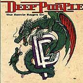 DEEP PURPLE - The Battle Rages On./ CD Album / N Mint