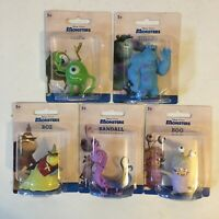 Disney Pixar Collectibles Lot 5 MONSTERS Figurines Figure Character Toys T-54