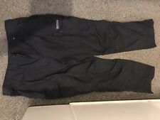 Mens Navy Weather Proof Over Trousers By Regatta