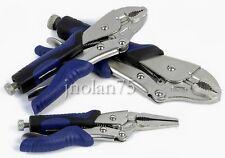 KOBALT 3 Pc Locking Pliers Set 6.5