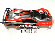 NEW TRAXXAS 1/7 XO-1 100MPH 4WD SUPERCAR Body Factory Painted GRAPHIX RED RO6R