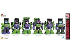 KID'S LOGIC TRANSFORMERS KIDS NATIONS SERIES TF04 DEVASTATOR SET OF 6 FIGURE