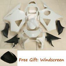 Unpainted ABS Injection Bodywork Fairings Kit For Honda CBR954RR 954 2002-2003