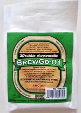Trockenhefe 7g, untergärige Bierhefe BREWGO-01 Hefe für Bier Biertrockenhefe