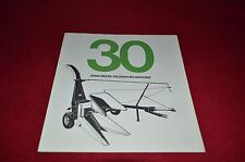 John Deere 30 Forage Harvester Dealers Brochure AMIL11 In Dutch