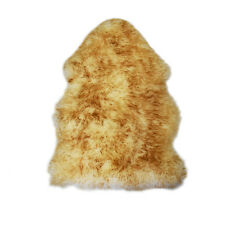 Sheepskin - Brown Tip - Genuine Australian Sheepskin