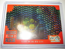 ROBOTS THE MOVIE RUSTIES TO THE RESCUE RARE HOLOFOIL CARD CHASE RR-7 MINT