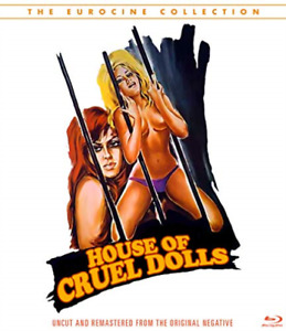 Various-House Of Cruel Dolls Blu-Ray NEUF