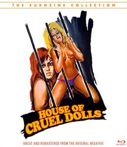 Various-House Of Cruel Dolls Blu-Ray NEUF