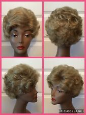 PAULA DOLL WIG BY MINI WORLD VARIOUS SIZES AND COLORS