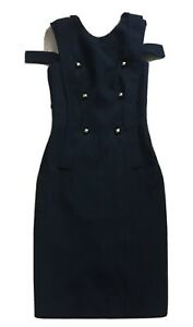 givenchy Pinafore Dress Size 36
