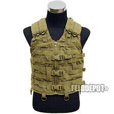 MOLLE Einsatzweste Taktische Kampfmittelweste Weste Modular Tactical Combat Vest