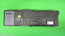 NEW Authentic Precision 15 7510 17 7710 91 Whr Laptop Battery TWCPG RDYCT MFKVP
