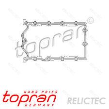 Oil Pan Sump Gasket Mini:Mini Cooper,MINI Cooper 1487221 11131487221