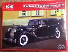 NEW ICM 1/35 Packard Twelve 1936 ICM35535 New Sealed Soviet Leader's Car WWII