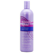 Clairol Shimmer Lights Conditioner 16 oz w/Free Nail File