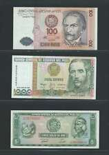 Pérou  Lot de 3 billets différents  en état NEUF Lot Numéro 4