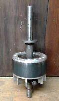 VTG Antique AC Delco A8260CC 115V Motor Parts - Armature - Steampunk Industrial