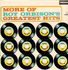 Roy Orbison(Vinyl LP)More Of Greatest Hits-Monument-LMO 5014-UK-1968-Ex-/Ex+