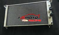 62MM Aluminum Radiator For Ferrari DeTomaso De Tomaso Pantera 5.8L V8 MT 71-89