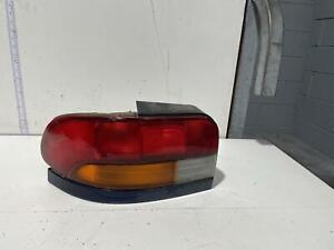 Subaru Impreza Left Tail Light 03/1993-09/2000