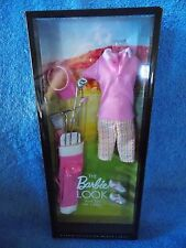 New Barbie Doll Look   Pink On The Green  Golf Clubs And Fashion