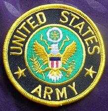 U.S. Army Patch United States Army Go Army America Patriot Biker Diy