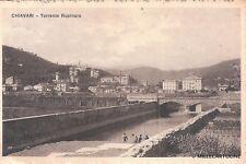 CHIAVARI - Torrente Rupinaro 1923