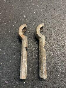 GRAVELY Split Socket Hitch Clamshells