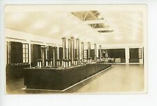Amazing MYSTERIOUS Interior RPPC Laboratory? Thermometers Telephones Photo 1910s