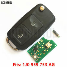 Car Remote Control Key fob for VW VOLKSWAGEN 1J0959753AG Keyless Entry 434MHZ