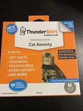 ThunderShirt Classic Cat Anxiety Jacket, Gray, Medium # 1592