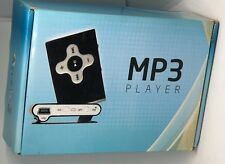 128 MB Black Cross Shape Mp3 Player Support