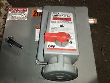 Hubbell Circuit-Lock, #Hbl4100Mi7W, Free Shipping To Lower 48, Warranty