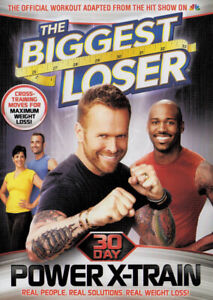 The Biggest Loser - 30 Day Power X-Train (Can New DVD
